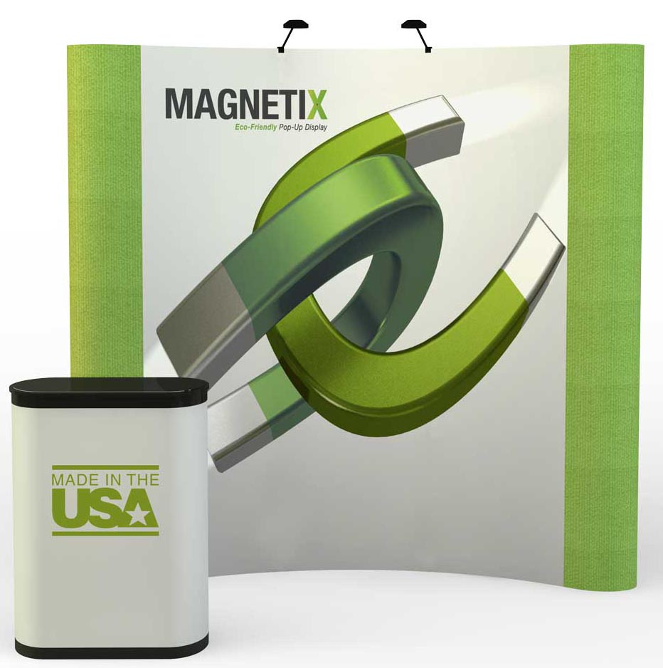 Magnetix Pop-up Display